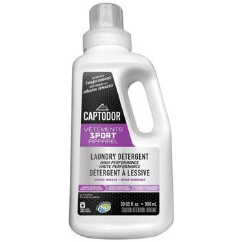 Captodor Sport Waschmittel 900 ml zur Geruchsentfernung