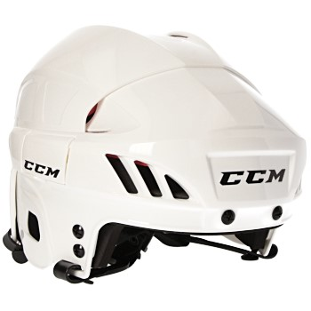 CCM 50 Casco Senior blanco