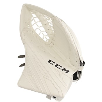 CCM Extreme Flex E 4.9 catch glove Senior white