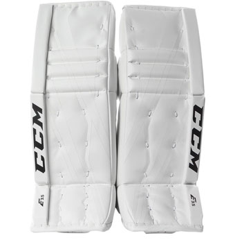 CCM Extreme Flex Goal Keeper Pad E3.5 white Junior