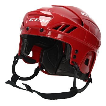 CCM Fitlite 40 Helmet Senior red