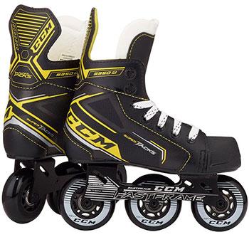 CCM Inline Skate 9350 Bambini Roller Hockey Skate