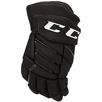 CCM Jetspeed FT370 Glove LE Junior svart-svart