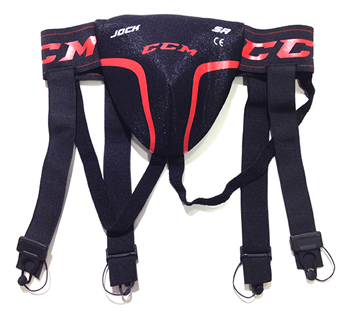 CCM Jock Combo 3in1 performance support and cup Junior