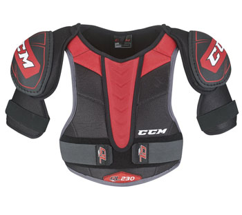 CCM SP Quicklite 230 Shoulder Pad Junior