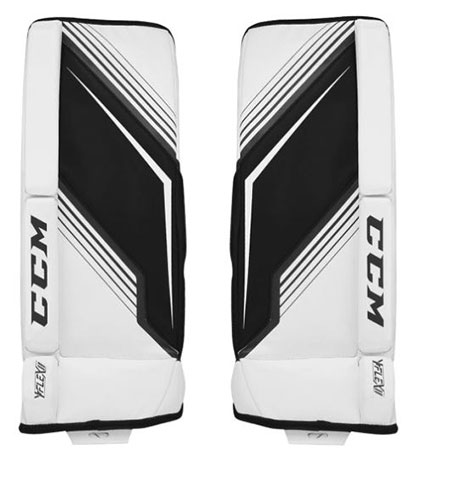 CCM YFlex Goalie Leg Pad Youth