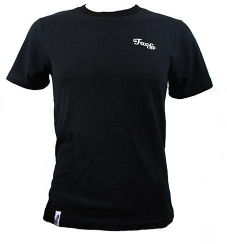 FaceOff Carbon Finish T-Shirt Black