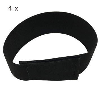 Fix My Gear - Shin Guard Elastics Junior (Set of 4)