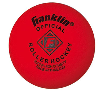 Franklin Official NHL Super High Density Ball 105 Gramm 66
