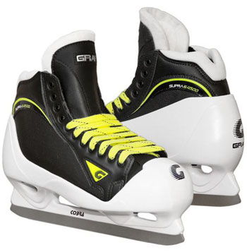 Graf G4500 goalkeeper goalie skate Supra Senior