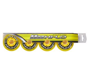 HI-LO Street Wheels 82A 4er-Set