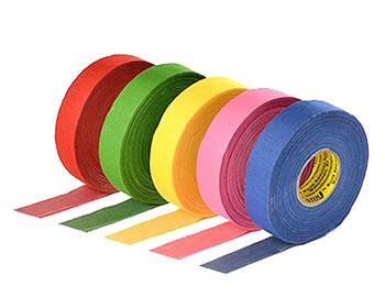 Hockey bâtons Pro Tape cloth 24mm x 27,4m color