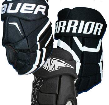 Hockey sur glace Gant plusieurs marque Junior