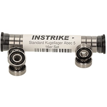 Instrike Bearings 608 ABEC 5 16 Pack