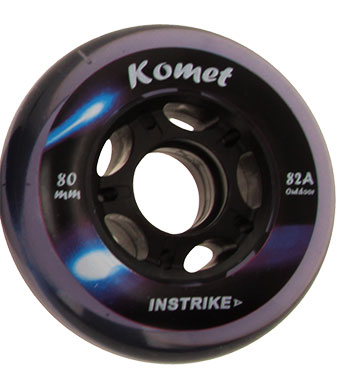 Instrike Komet 82A Outdoor Profi Wheel single (one wheel)