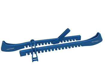 Instrike Kufenschoner 1-teilig royal blau(Paar)