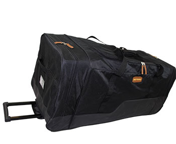 """Instrike Revolution Deluxe 40"""" sac a roulettes Grande"""