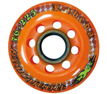"Labeda Addiction ""XXX"" Wheels Indoor 4 pieces"