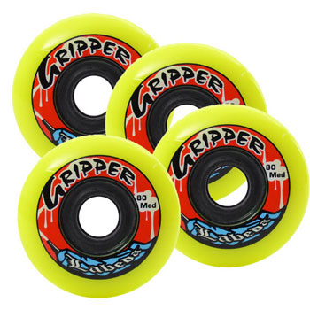 Labeda Gripper Medium Ruedas Indoor 4 pieces