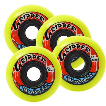Labeda Gripper Medium Wheels Indoor 4 stykker