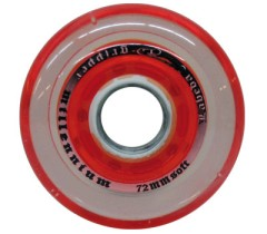 Labeda Gripper Millenium Soft Wheels Indoor 4 pieces 76A (cl