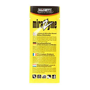 Mirazyme Smell Remover - Our Recommendation-