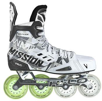 Mission Skate Inhaler WM03 Senior Roller Hockey E