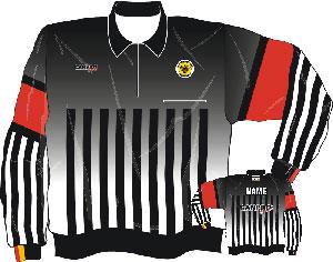 Official ISHD arbitro Set (Pantalonis und jersey CANPRO)