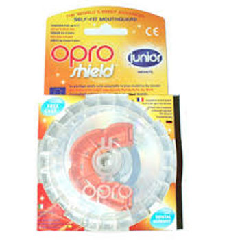 OPRO Toothprotector Junior yellow