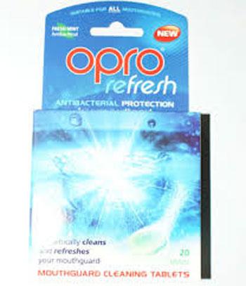 OPRO Zahnschutz Reinigungstablette