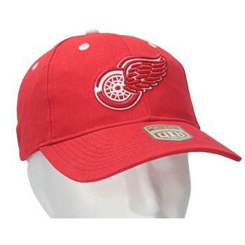 OTH NHL Logo Fit Cap Detroit Red Wings