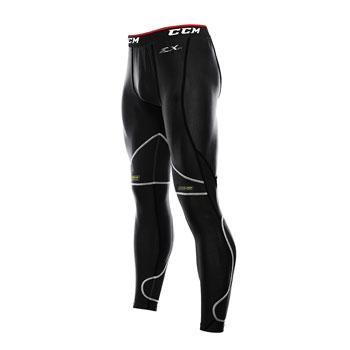 Pantaloni portiere CCM Pro Compression 360 Senior
