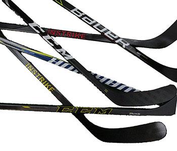 Plusieurs marque Composite bâtons Senior Flex 80-105