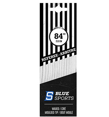 Referee Laces Pro Blue Sport Laces Ice Hockey