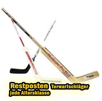 Reststock Goalstick for Special prices of several brands