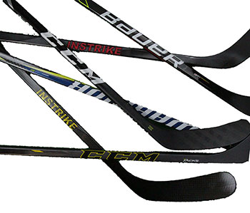 Several Brands Composite Junior stick up to 55 Flex
