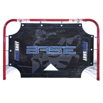 "Shooter for Championship 72"" Goal 183x122cm black-red-white"