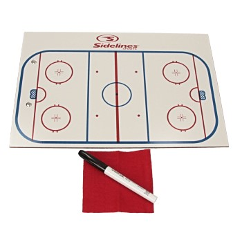 "Sport Partner Tactical Board Icehockey (9""x13"")"