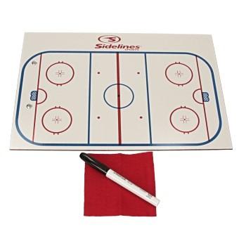 "Sport Partner Taktiktafel Eishockey (9""x13"")"