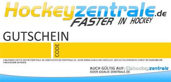 Voucher coupon Hockeyoffice - individual amount - no shippin