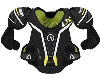 Warrior Alpha LX Pro Shoulder Pad Youth