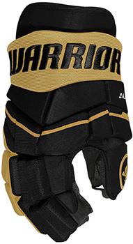 Warrior Alpha LX30 handske Junior Black-Gold