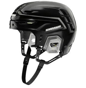 Warrior Alpha One Pro Helm Senior schwarz