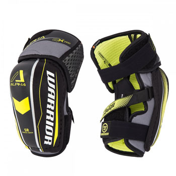 Warrior Alpha QX Pro Elbow Pad Senior