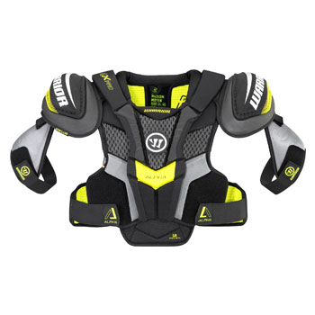 Warrior Alpha QX Pro Shoulderpad Senior