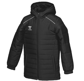 Warrior Alpha Stadium Jacket Senior black