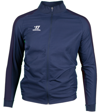 Warrior Covert Presentation Team Jacket Senior navy