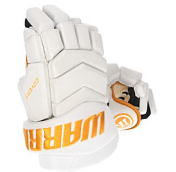 Warrior Covert Team gants junior blanc-or