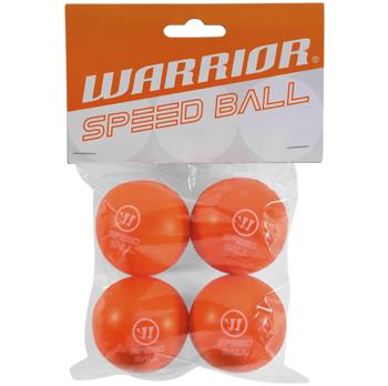 Warrior Mini Speed Hockey Ball 4 pezzi ogni confezione