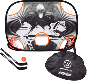 "Warrior Pop-Up Mini Goal 36"" (91cm x 63.5 cm x 63.5 cm)"